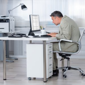 Posture Correction Techniques In The Office