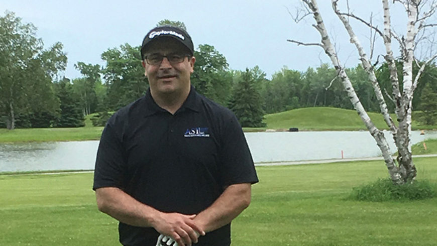 ASI at the Ottawa Construction Association (OCA) Golf Tournament