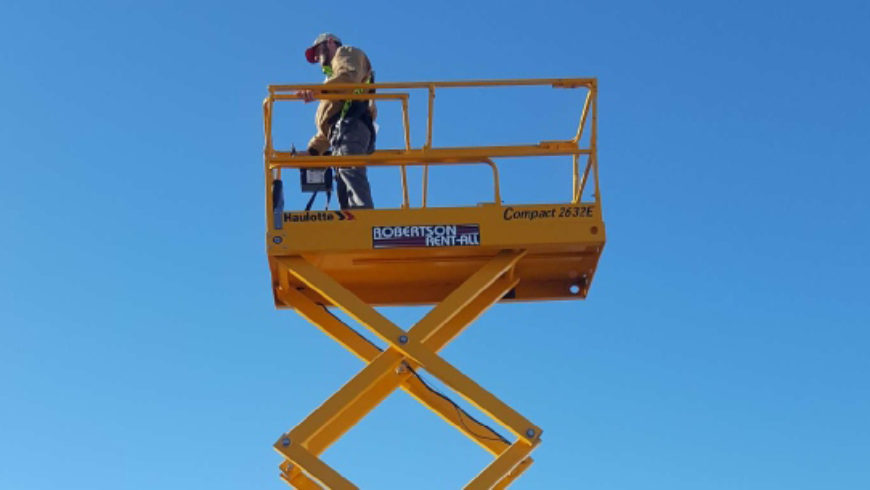 Elevated Working Platform Course