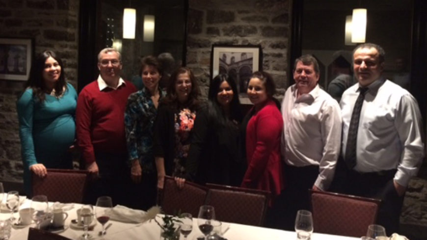 ASI Holiday Event